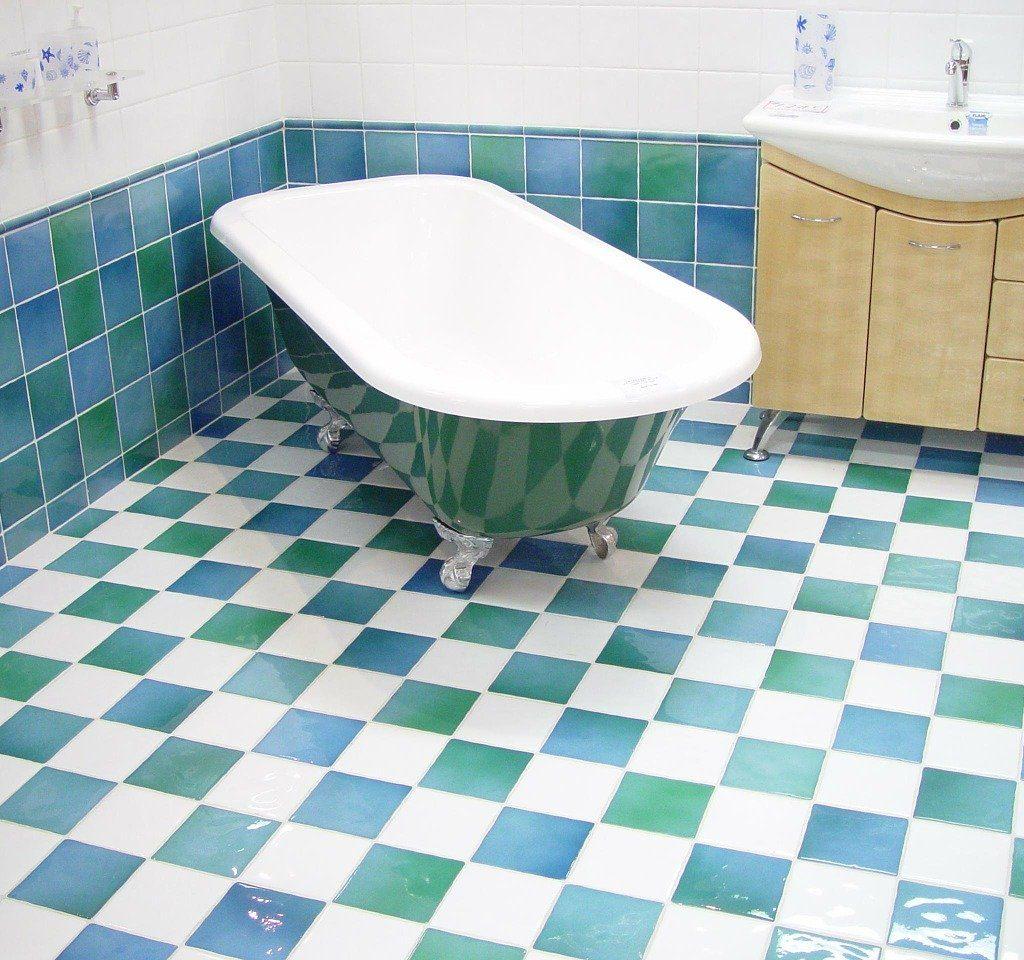 La bonne hauteur d'une baignoire