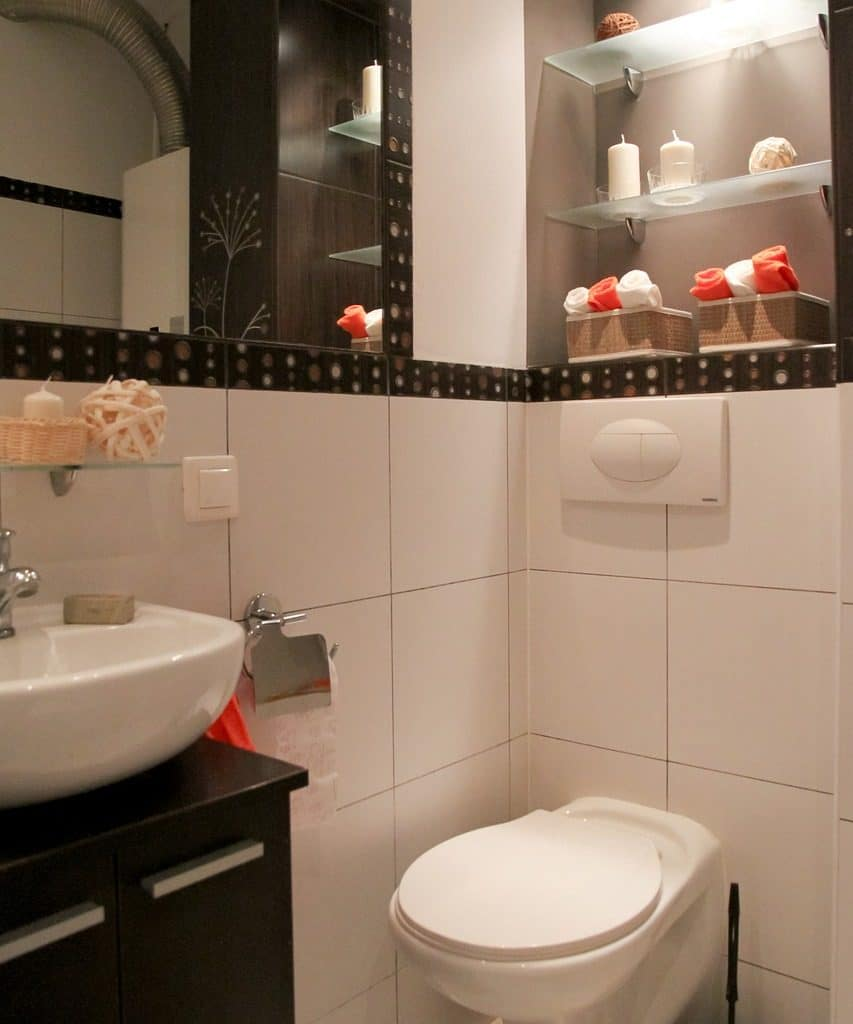 La bonne hauteur des wc