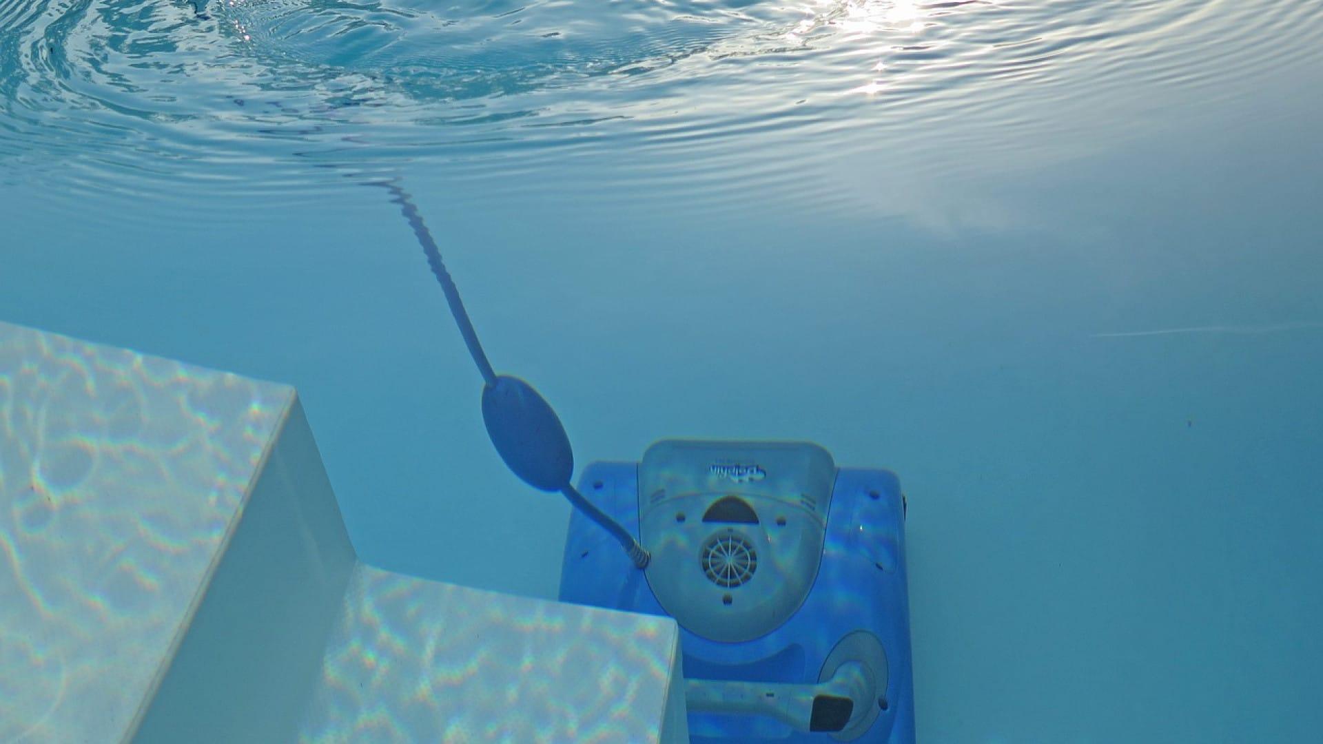 Pourquoi utiliser un robot de piscine ?