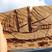 Gravures sur bois: les différentes techniques et outils