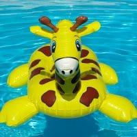 La bouée de piscine originale : quels sont les modèles les plus populaires?