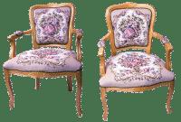 Le retour de la chaise baroque
