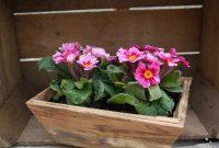 Pourquoi choisir le bois pour vos bac à fleurs ?